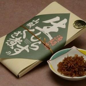 佃煮/生しらすの山椒くぎ煮(漁師づくり)60g