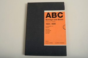 ABC Beitrage Bauen 1924-1928