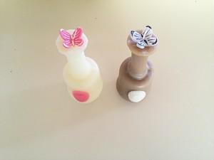 vase candle
