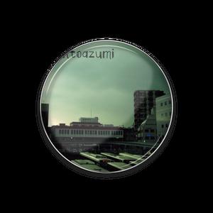kentoazumi ロゴピンバッジ