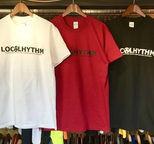 "LOCALHYTHM CIRCLE""A"" Tシャツ POSERオリジナル"