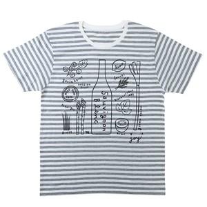 sauvignon blanc Tシャツ(ボーダー)
