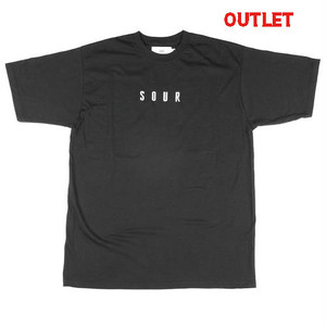 【アウトレット】SOUR SOLUTION SOUR ARMY S/S TEE BLACK