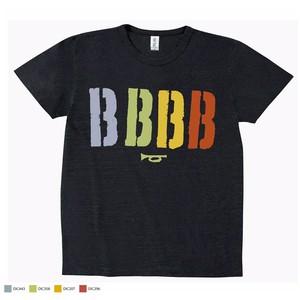 BBBB スミクロTシャツ