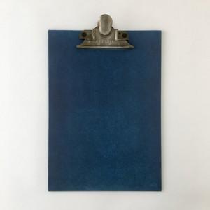 オランダのクリップボード A4(ブルー)|Clip Board A4 Blue