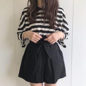 high waist culotte pants