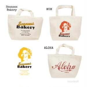【Sconees Bakery】トートバッグ / スコーニーズベーカリー/ハワイアン