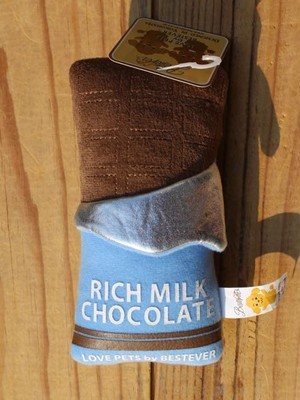 Rich Milk Chocolate リッチミルク板チョコ LOVE PETS by BESTEVER