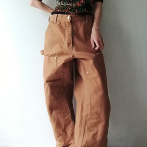 "Carhartt DOUBLE KNEE WORK PANTS.""Helmets to hardhats"""