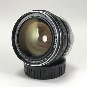 Minolta MC W.Rokkor-SG 28mm F3.5