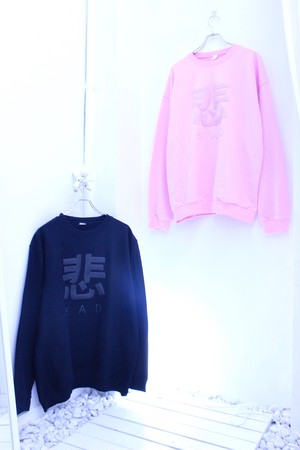 【MaryJanenite】SAD SWEATSHIRT