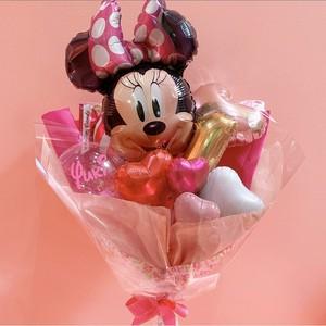 【Stick bouquet】Minnie bouquet