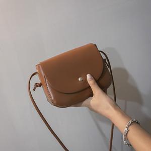 【バッグ】カジュアル無地シンプルファッションバッグ18077239