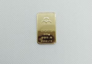 純金 インゴット 20g 最安値挑戦 K24 日本マテリアル