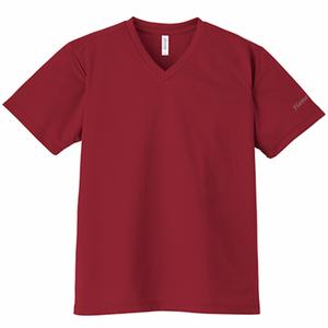 Flamenco光舞 Tshirt #1 バーガンディ