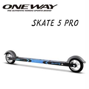 ONE WAY ワンウェイ ローラースキー スケーティング SKATE 5 PRO  ow35029
