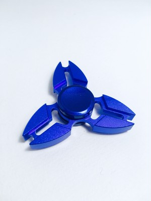Fidget TRI SHARP Blue