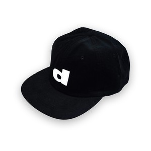 DEPS / CORDUROY CAP [BLACK]