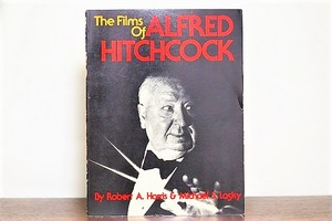 The Films of ALFRED HITCHCOCK /洋書ディスプレイ
