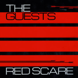 THE GUESTS - Red Scare 12""