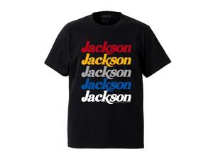 T-SHIRT M319114-BLACK / Tシャツ ブラック BLACK / MARATHON JACKSON マラソン ジャクソン