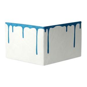 Lixtick Paper Wallet ~Drip Blue~