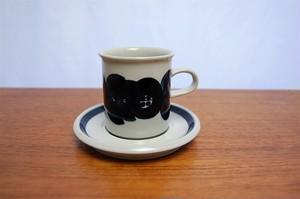 Anemone(アネモネ) コーヒーカップ&ソーサー【E】