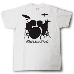 デザインTシャツ kick ass #11  白T