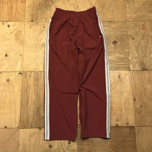 "NIKE NYLON PANTS ""Burgundy""UB-1018"