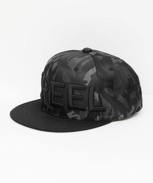 Is Real CAP『トップJQ』CAMOゼブラBK