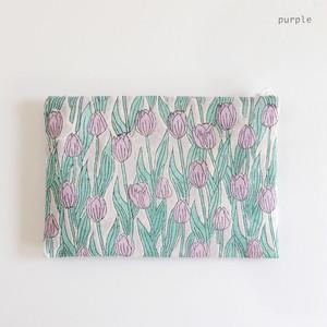 Tulipポーチ/L