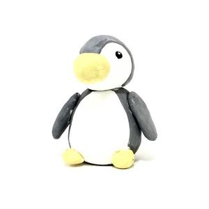 てづくりねんど ペンギンさん