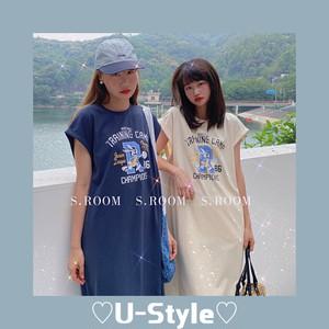 【即日発送】puppy long t-shirt・sh8781