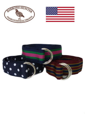 BARRONS HUNTER RIBBON BELT