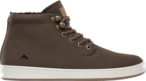 ROMERO LACED HIGH WEATHERIZED (BROWN)