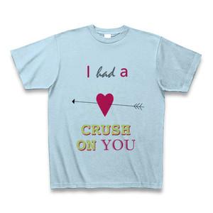Heart T-shirts <Blue>