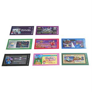 チョイコンシリーズデザイン「カセットステッカー」Vol.2 8種類セット