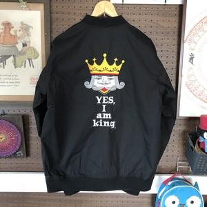 KING刺繍ブルゾン【受注生産】