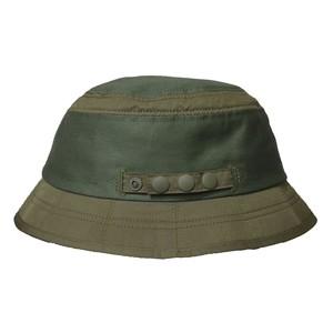 NOROLL (ノーロール) / DOZEN VISOR HAT -OLIVE-