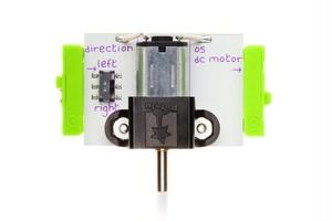 littleBits O5 DC MOTOR リトルビッツ ディーシーモーター【国内正規品】