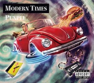 PUNPEE 「MODERN TIMES」