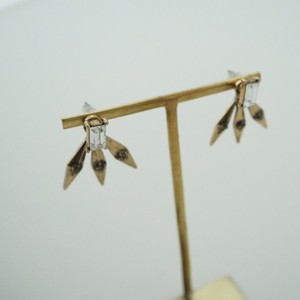 rhinestone 2way pierce