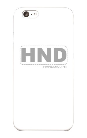 【iPhone6・6s】HND *Haneda Int'l Airport phone case 【スマホケース】
