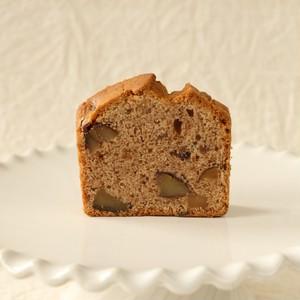 nouveL'ecrin 栗のパウンドケーキ