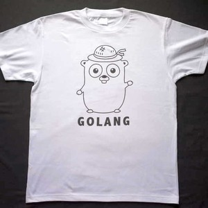Golang Japanese Summer Tシャツ