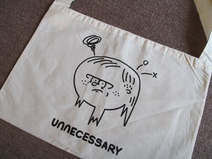 UNNECESSARY BAG