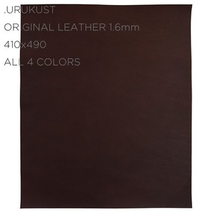 ORIGINAL LEATHER (L 410X490) 1.6mm
