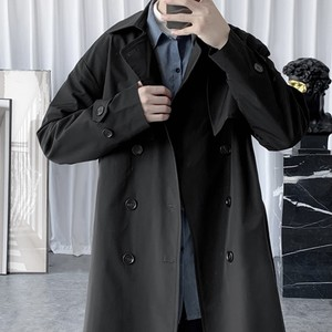 simple trench coat PD2552