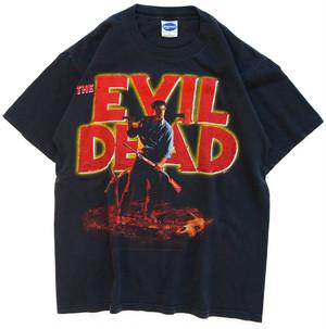 【M】 00s 死霊のはらわた Tシャツ EVIL DEAD サム・ライミ アッシュ 映画 ホラーTシャツ ヴィンテージ 古着