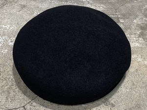 BASQUE BERET / Black...